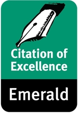 Emerald Citation of Excellence